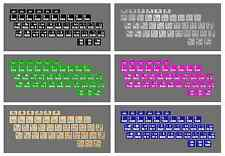Serato Scratch Live Shortcut Keyboard Skins Protective Stickers ANY COLOR/DESIGN