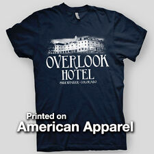 OVERLOOK HOTEL The Shining Kubrick Nicholson HORROR AMERICAN APPAREL T-Shirt