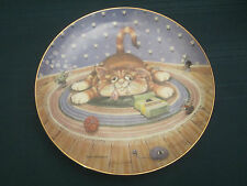 HAPPINESS Collector Plate GARY PATTERSON Comical Cats