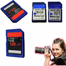 High Speed Full Capacity SD Card Digital Memory Card For Camera Laptop PC Tablet