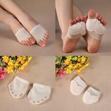 Ballet Dance Paws Cover Foot Toe Forefoot Toe Undies Thong Half Lyrical Shoe Toe