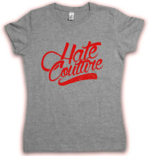 CLASSIC LOGO HC HATE COUTURE GIRLIE SHIRT Rockabilly Tattoo Fashion Hip Hop FTW