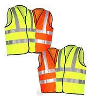 Yellow Hi Vis Safety Vest Class2 Hi Viz Reflective Vest