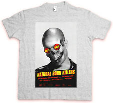 NATURAL BORN HC HATE COUTURE T-Shirt Serial Killers Movie Ego Shooter T Shirt