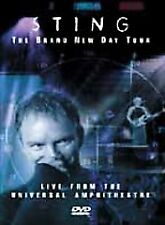 Sting The Brand New Day Tour Live From the Universal Ampitheatre DVD 2000