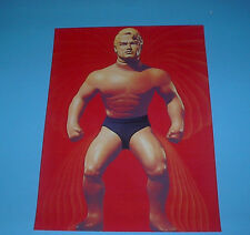 KENNER STRETCH ARMSTRONG CLASSIC POSTER PIN UP