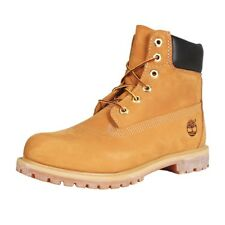 Timberland 10361 W/L 6-Inch Premium Women's Boots Shoes Wheat Yellow/Yellow