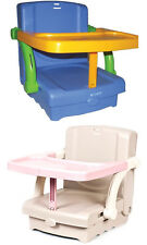 Kids Kit HI-SEAT BOOSTER SEAT Baby/Child Travel Feeding Safety High Chair - New