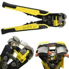 Automatic Wire Cutter Stripper Pliers Electrical Cable Crimper Terminal Tool
