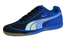 Puma Speed Star Fade Mens Sneakers / Shoes - Black and Blue