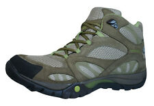 Merrell Azura Mid Waterproof Womens Hiking Boots / Shoes - Brown - J24320