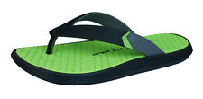 Rider R1 Plus Mens Flip Flops / Sandals - Black Lime - 81622