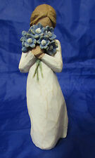 Willow Tree Figure Forget-Me-Not by Susan Lordi Demdaco ##STRA26AN