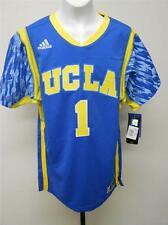 NEW UCLA Bruins #1 Youth sizes S-M-L Adidas Premier Sewn Camo Jersey