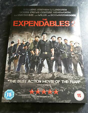 THE EXPENDABLES  2     DVD     CERT  15
