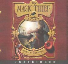 NEW The Magic Thief: Lost by Sarah Prineas Compact Disc Book (English) Free Ship