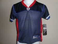 NEW- Buffalo Bills Kids Toddlers sizes S-M-L Reebok Team Blank Jersey