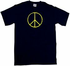 Peace Sign Distressed Logo Kids Tee Shirt Pick Size & Color 2T-XL