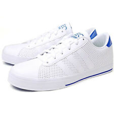 Adidas SE Daily Vulc Shoes Trainers Trainers Leather White New