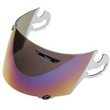 Genuine Arai Quantum Purple Mirror Helmet Visor