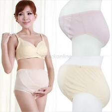 Pregnancy Maternity Cotton Panties Pregnant Women High Waist Briefs Underwear