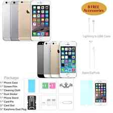 Apple iPhone 5 5S 5C 6 6 Plus- 16/32/64 GB Unlocked Smartphone 4G LTE 8MP I6N6