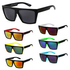 Mens Womens Oversized Outdoor UV400 Sport Cycling Driving Sunglasses Glasses New