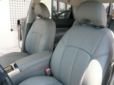Toyota Prius Clazzio Custom-Fit Synthetic Leather Seat Covers - Choose Color