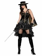 Women's Bandita Sexy Elite Fancy Dress Costume