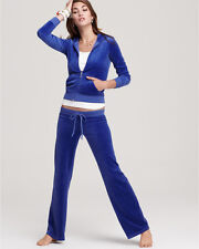JUICY COUTURE Velour Track RELAXED HOODIE XXL AND Bling Pants XL PANT SET new