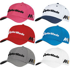 New TaylorMade Golf 2016 Tour Cage M1 Fitted Cap Hat - Pick Color