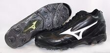 NEW Mens MIZUNO 9 Spike Classic G4 Mid Baseball Metal Cleats Shoes Spikes