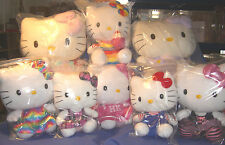 W-F-L Hello Kitty 21 to 35 cm Stuffed toy for Selection Oversize Buddy Pluffies