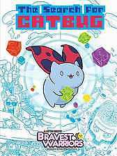Bravest Warriors: The Search for Catbug 'Bravest Warriors Alan Brown