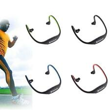 Universal Bluetooth Wireless Sports Headset Stereo Headphone Handfree Neckband