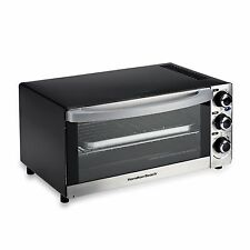 Hamilton Beach Kitchen Electric 6-Slice Bread Food Toaster Oven Countertop NEW
