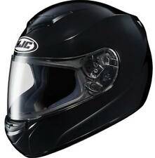 HJC CS-R2 Full Face Motorcycle Helmet Gloss Solid Black