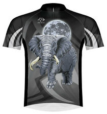 Primal Wear Elephant Thunder Cycling Jersey Men's short sleeve bicycle bike +sox
