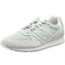 New Balance MRL996 Mens Suede & Mesh Mint Trainers