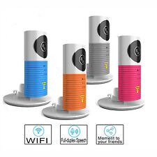 Wireless Wifi Baby Pet Monitor IP Home Security Camera Smartphone Night Vision