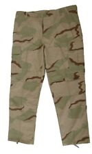 Rothco 3 Color Desert camouflage 6 pocket BDU pants Poly/Cotton Twill