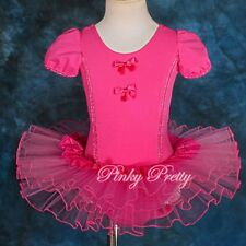 Girl Ballet Tutu Dance Costume Fancy Party Dress Up Age 2-6 Years BA036
