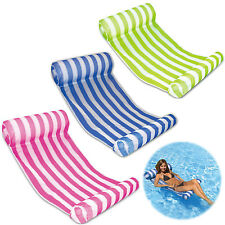 2016 Outdoor Inflatable Water Hammock Airbed Water Floating Rafts Pool Bed Float