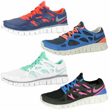 NIKE FREE RUN WOMEN'S SHOES RUNNING SHOES RUN 2 RUN + EXT 5.0 4.0 3.0 SHIELD