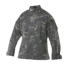 Tru-Spec MULTICAM BLACK TRU Tactical Responce Uniform Shirt 50/50 NYCO RS