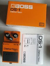 Boss DS-1 Distortion Guitar Effects Pedal -  - NIB  made in Taiwan
