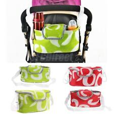 High Quality Pram Pushchair Stroller Bottle Drink Holder Storage Bag Organiser