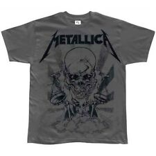Metallica - Pushhead Boris Gray T-Shirt - BRAND NEW