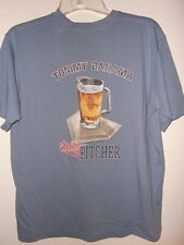 NEW size S T SHIRT by TOMMY BAHAMA  RELIEF PITCHER