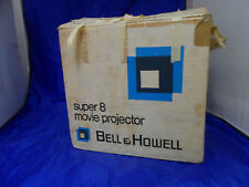 super 8 movie projector bell and howell ##BELP34aTBC